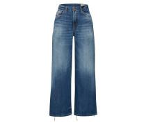 Jeans '085Ag blau