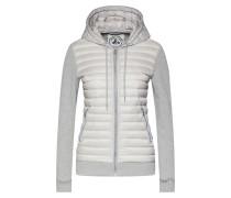 Jacke 'Candy Bi fabric jacket Jersey with hood'