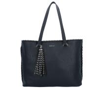 Shopper Tasche 38 cm schwarz