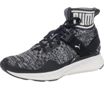 Sneakers 'Ignite EvoKnit' schwarz / weiß