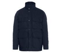 'Rust Micro' Jacke dunkelblau