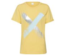 Shirt 'Tepaint' gelb