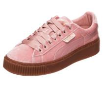 Sneaker 'Basket Platform VS' rosa