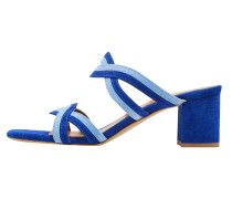 Sandale blau / hellblau