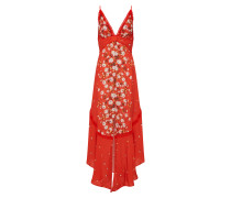 Kleid 'Paradise' hellrot