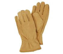 Handschuhe senf