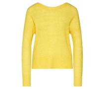 Pullover 'nete' gelb
