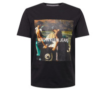 5dc544a98f5abf Shirt  photo S board Institutional SS . Calvin Klein