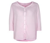 Bluse 'Button blouse' rosa