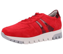 Sneaker hellrot