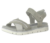 Sandalen grau / hellgrau