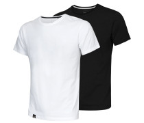 Doppelpack T-Shirts 'Dack'