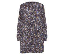 Kleid 'phoebe' gelb / schwarz
