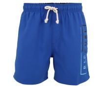 Badeshorts 'volley Core' blau