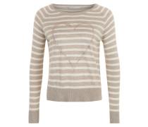 'Onlsophie' Pullover mit Streifen und Besatz