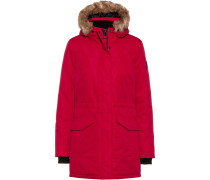 Parka 'Winter Voices' rot
