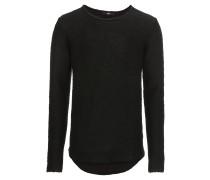 Pullover 'Marno' schwarz