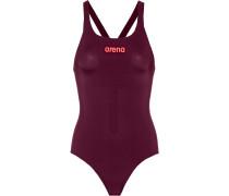 Badeanzug 'Solid Swim Pro' bordeaux