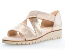 Sandaletten rosegold