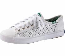 Sneaker 'Kickstart Leather' weiß