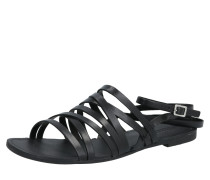 Sandale 'Tia' schwarz