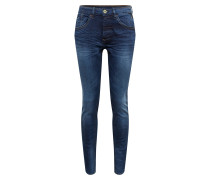 Jeans 'Twister Regular Straight' blue denim