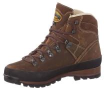 Schuhe 'Borneo II' braun / schwarz