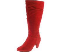 Stiefel rot