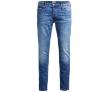 Slim Fit Jeans Tim Original AM 078 blau