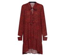 Kleid 'Bemaila' dunkelrot