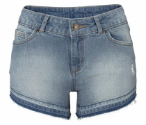 Hotpants blue denim