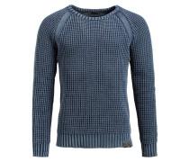 Pullover 'tope' blau