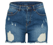 Jeans Shorts 'vimakkas' blau