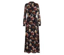 Kleid 'Tine' mischfarben / schwarz