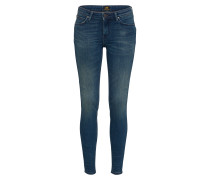 Schmale Denim 'scarlett' blue denim