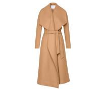 Mantel 'Bathrobe Coat' hellbeige