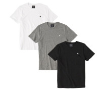 T-Shirt's 'fall Crew Multipack'