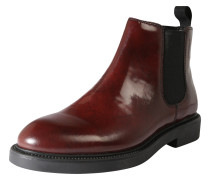 Stiefeletten 'Alex' bordeaux