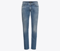 5-Pocket-Jeans 'Jaw' blue denim