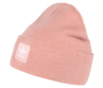 Mütze 'AC Cuff Knit Pnkspi' rosa
