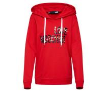 Sweatshirt 'felpa CON Cappuccio ST. Alfabeto'