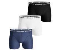 Boxershorts mischfarben