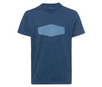 T-Shirts (kurzarm) ' 15257 ' blau