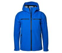 Outdoorjacke 'Waypoint' blau