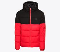 Steppjacke 'Hooded 2-Tone Puffer Jacket'