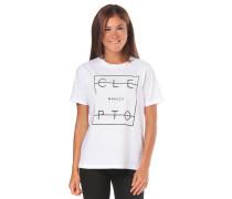 T-Shirt 'Lity 2' weiß