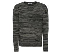 Pullover 'Struan' graumeliert