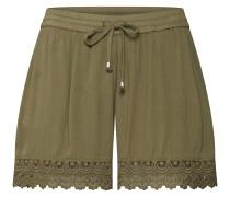 Shorts 'sevanna' grün