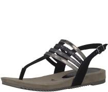 Sandale 'Zehtrenner Riemchen'