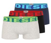Pants im 3er-Pack mischfarben
